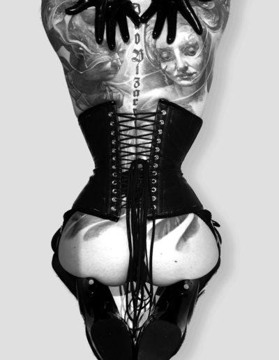 Mistress Sinister Korsett