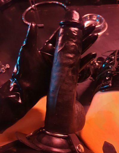 Mistress Sinister Strapon